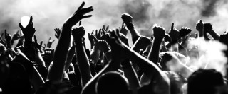 Grandes eventos y conciertos