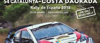 54 RALLYRACC CATALUÑA – COSTA DORADA